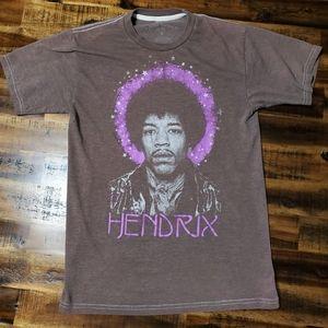 Vintage Jimi Hendrix Tshirt - Adult Small